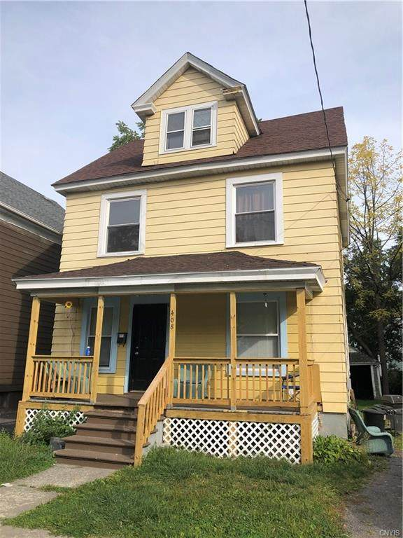 408 Rowland Street, Syracuse, NY 13204 (MLS #S1296601) :: Mary St.George | Keller Williams Gateway