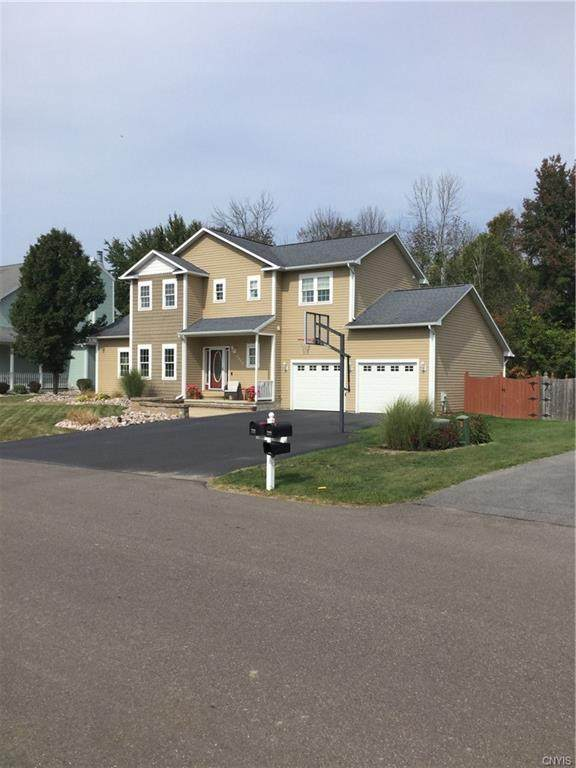 6053 Lisi Gardens Drive, Cicero, NY 13212 (MLS #S1296795) :: Lore Real Estate Services