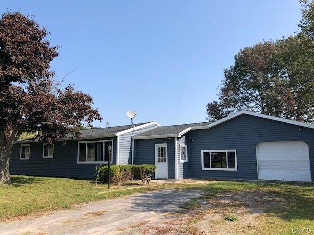 4614 Francis Road, Fenner, NY 13035 (MLS #S1296875) :: Thousand Islands Realty