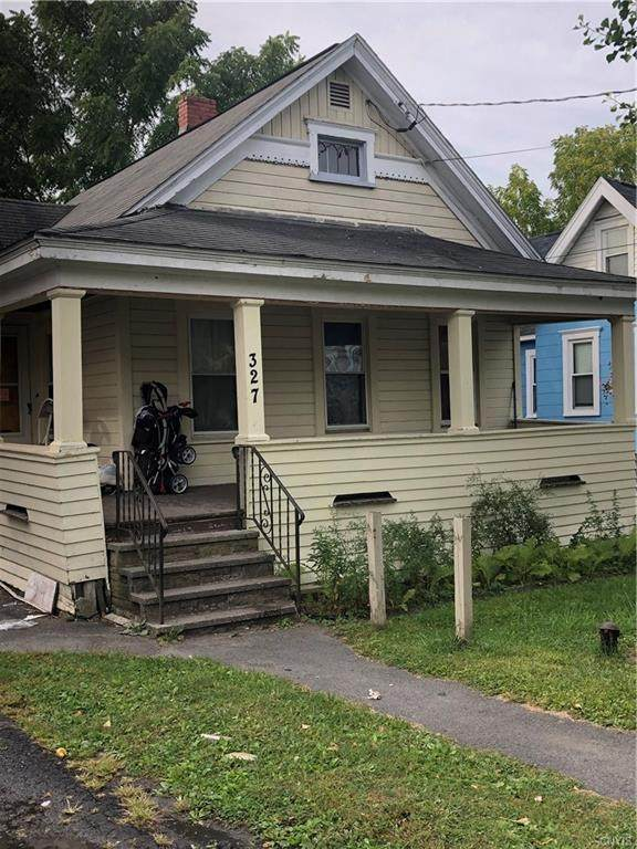 327 Rowland Street, Syracuse, NY 13204 (MLS #S1297581) :: Thousand Islands Realty