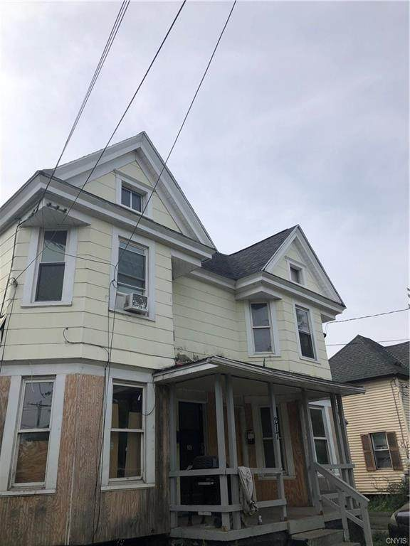 217 Grand Avenue, Syracuse, NY 13204 (MLS #S1297645) :: Mary St.George | Keller Williams Gateway