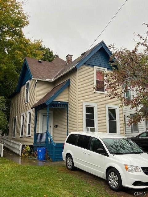 128 Hayden Avenue, Syracuse, NY 13204 (MLS #S1297693) :: Thousand Islands Realty