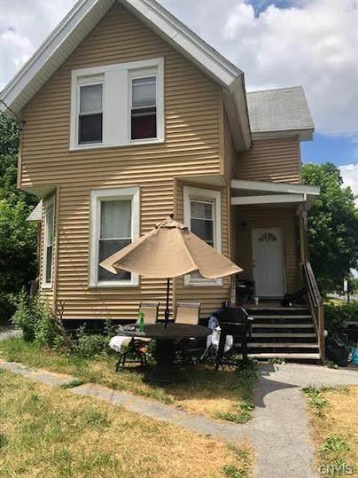 100 Herkimer Street, Syracuse, NY 13204 (MLS #S1297704) :: Robert PiazzaPalotto Sold Team