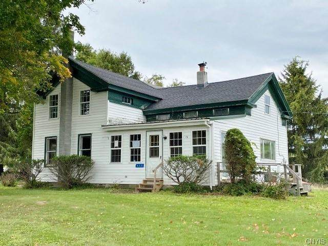 835 County Highway 24, Richfield, NY 13439 (MLS #S1298028) :: Thousand Islands Realty