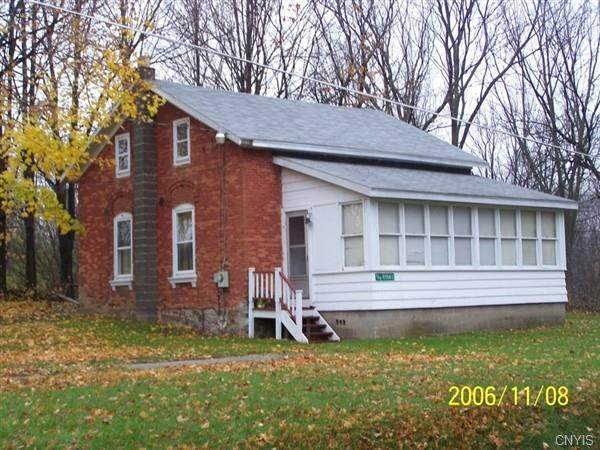 8603 Jericho Road, Brutus, NY 13166 (MLS #S1299114) :: Mary St.George | Keller Williams Gateway