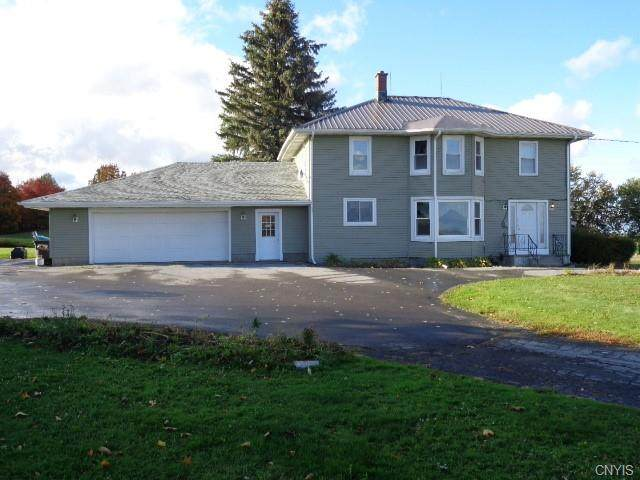 7731 State Route 12, Lowville, NY 13367 (MLS #S1299920) :: BridgeView Real Estate Services