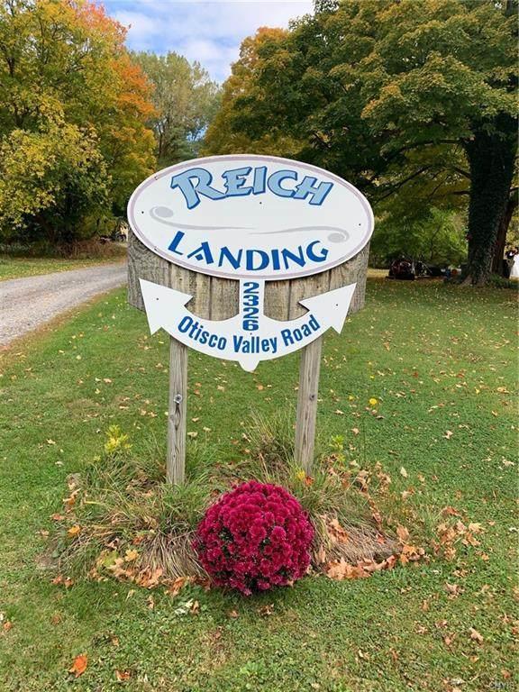 3261 Reichs Landing Lot 7, Otisco, NY 13110 (MLS #S1300736) :: Thousand Islands Realty