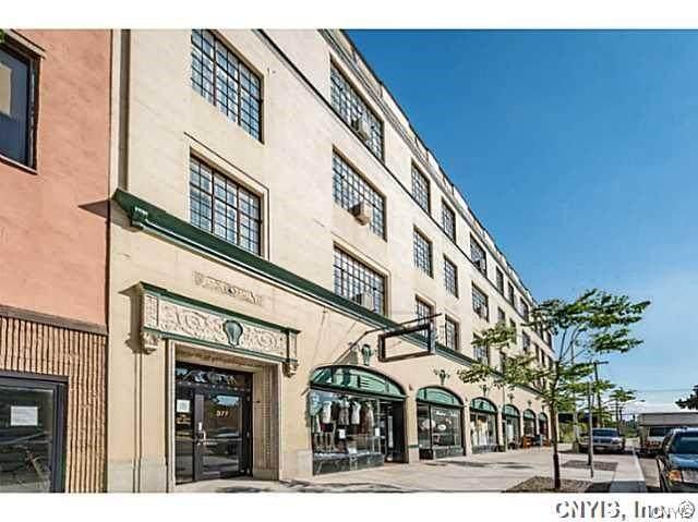 377 W Onondaga Street #406, Syracuse, NY 13202 (MLS #S1301098) :: MyTown Realty
