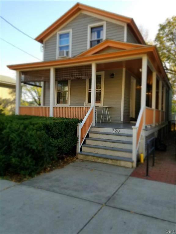 220 Hawley Avenue, Syracuse, NY 13203 (MLS #S1301301) :: Avant Realty