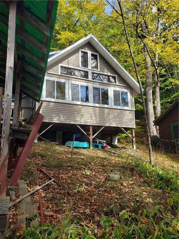 396 Ransom Creek Rd-Keyser, Manheim, NY 13365 (MLS #S1301855) :: Avant Realty