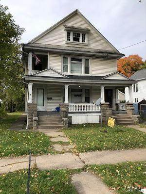 607 Court Street, Syracuse, NY 13208 (MLS #S1302244) :: BridgeView Real Estate Services