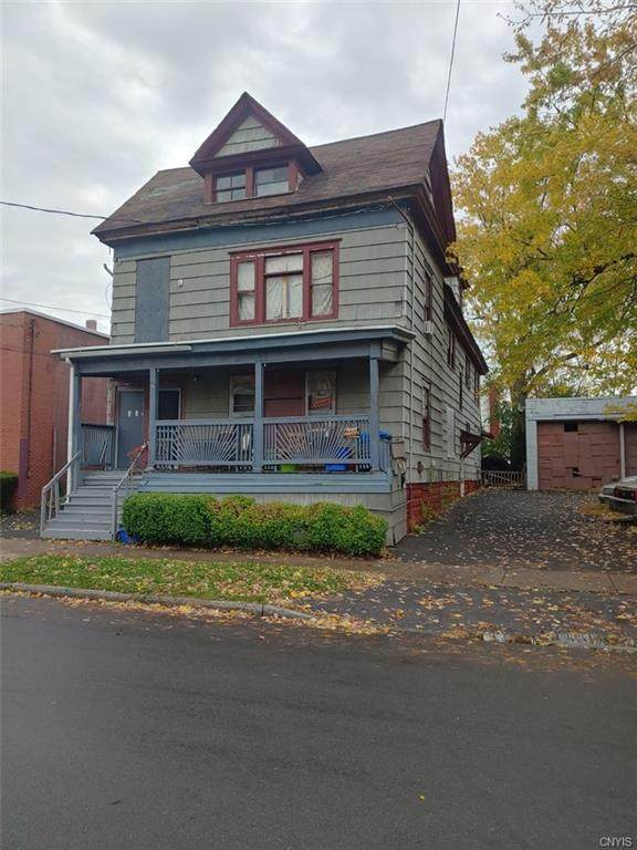 221-23 Oakwood Ave, Syracuse, NY 13202 (MLS #S1302378) :: Lore Real Estate Services