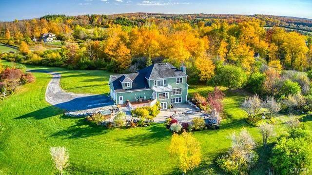 3842 Charles Road, Cazenovia, NY 13035 (MLS #S1302528) :: BridgeView Real Estate Services