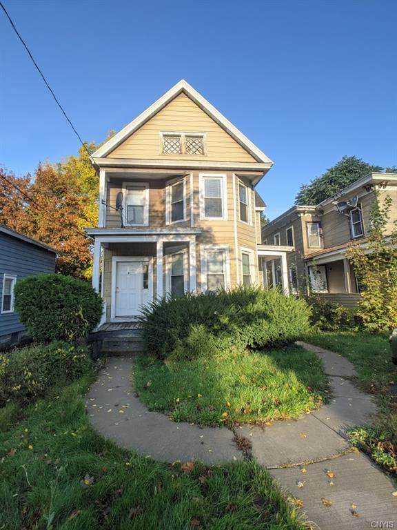 711 Court Street, Syracuse, NY 13208 (MLS #S1302861) :: Thousand Islands Realty