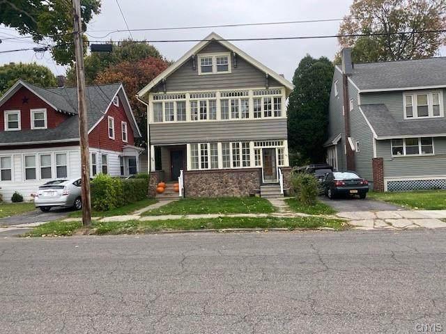 139-41 Fellows Avenue, Syracuse, NY 13210 (MLS #S1303049) :: Thousand Islands Realty