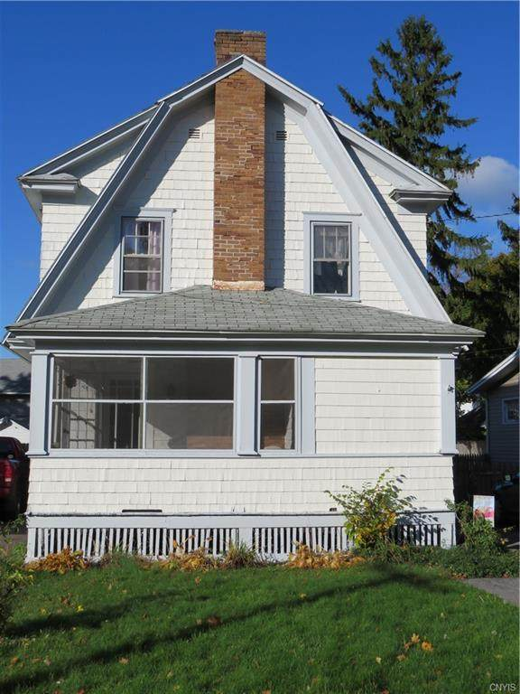 221 Fayette Boulevard, Syracuse, NY 13224 (MLS #S1303679) :: BridgeView Real Estate Services