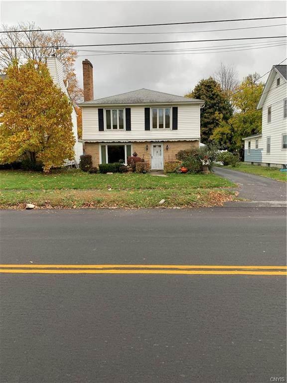 2241 Valley Drive, Syracuse, NY 13207 (MLS #S1304730) :: Robert PiazzaPalotto Sold Team
