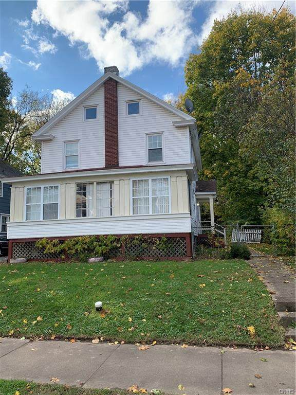 110 Cumberland Avenue, Syracuse, NY 13210 (MLS #S1304789) :: BridgeView Real Estate Services