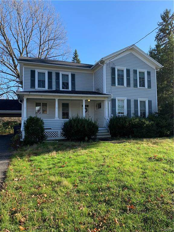 3214 Turnpike Road, Sennett, NY 13021 (MLS #S1306846) :: BridgeView Real Estate Services