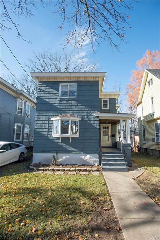5 Chestnut Street, Auburn, NY 13021 (MLS #S1307005) :: Robert PiazzaPalotto Sold Team