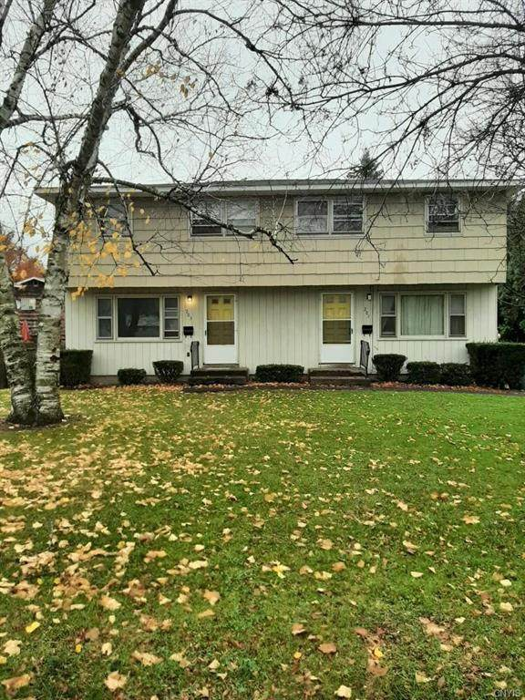 203-205 Riverdale Drive #5, Syracuse, NY 13207 (MLS #S1307222) :: BridgeView Real Estate Services