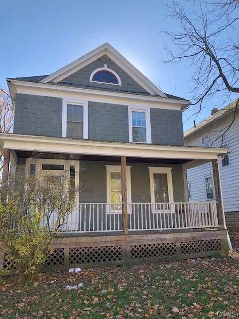 102 Judson Street, Syracuse, NY 13210 (MLS #S1307469) :: Robert PiazzaPalotto Sold Team