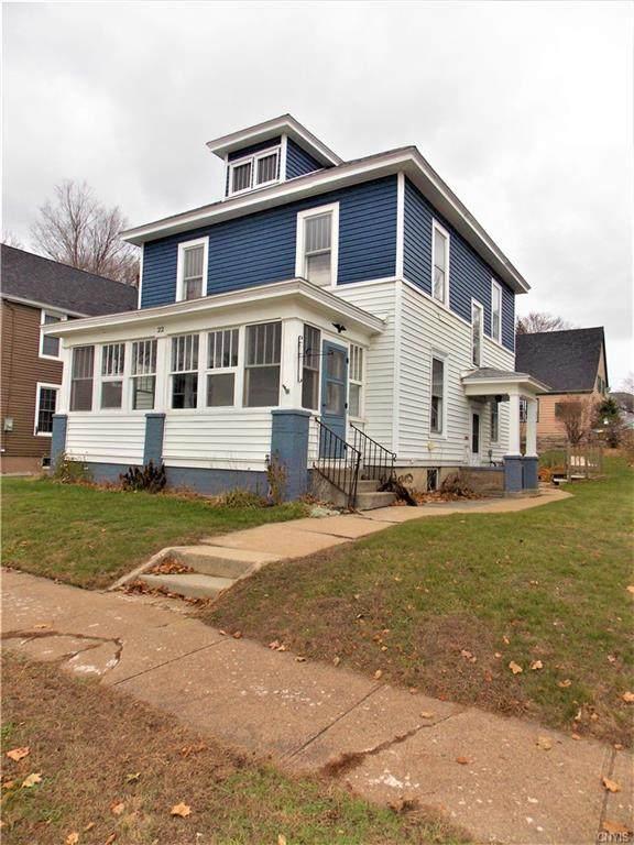 22 Bridge Street, Champion, NY 13619 (MLS #S1307836) :: TLC Real Estate LLC