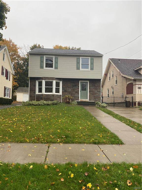 125 Vieau Drive, Syracuse, NY 13207 (MLS #S1308249) :: BridgeView Real Estate Services