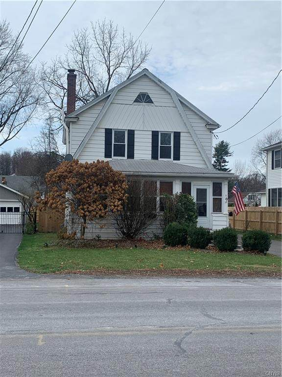 402 S Terry Road, Geddes, NY 13219 (MLS #S1308353) :: BridgeView Real Estate Services