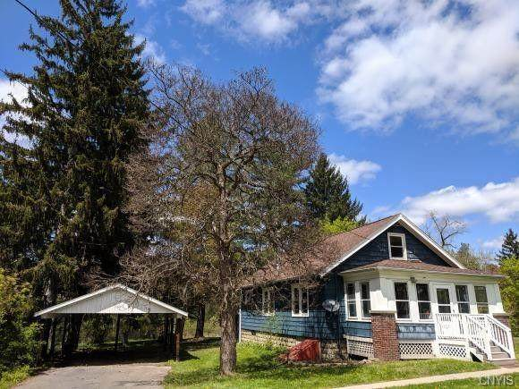 1132 Dryden Road, Dryden, NY 14850 (MLS #S1308610) :: BridgeView Real Estate Services