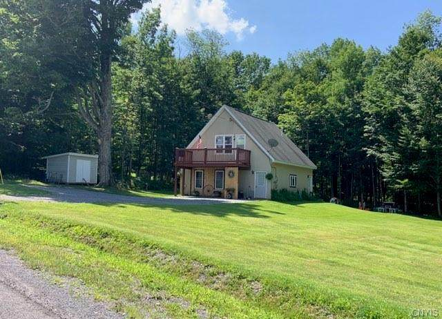 5753 Hill Road, Madison, NY 13402 (MLS #S1308998) :: BridgeView Real Estate Services