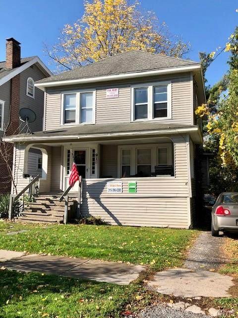 910 Ackerman Avenue, Syracuse, NY 13210 (MLS #S1309581) :: BridgeView Real Estate Services