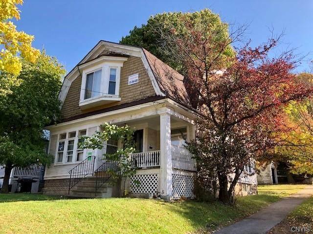 919 Lancaster Avenue, Syracuse, NY 13210 (MLS #S1309595) :: BridgeView Real Estate Services