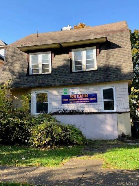 852 Ackerman Avenue, Syracuse, NY 13210 (MLS #S1309604) :: 716 Realty Group