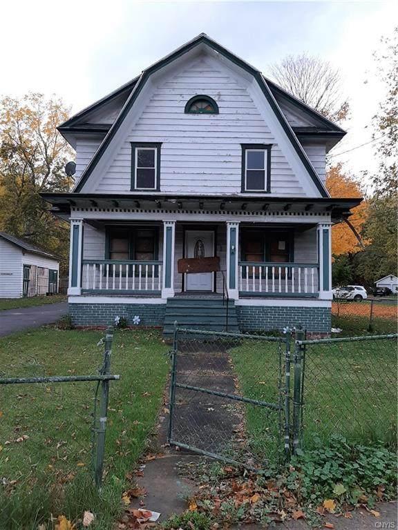 131 Glenwood Avenue, Syracuse, NY 13207 (MLS #S1309864) :: BridgeView Real Estate Services