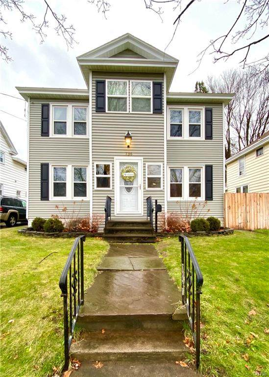 736 W Dominick Street, Rome-Inside, NY 13440 (MLS #S1309966) :: BridgeView Real Estate Services