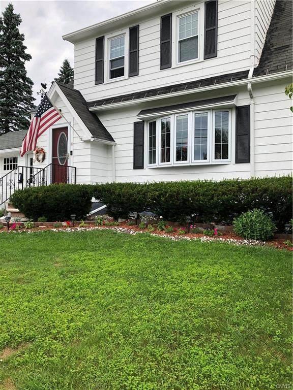 10 S Marvine Avenue, Auburn, NY 13021 (MLS #S1310313) :: BridgeView Real Estate Services