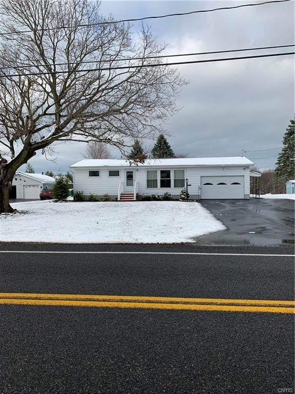 567 Peru Road, Elbridge, NY 13080 (MLS #S1310319) :: BridgeView Real Estate Services