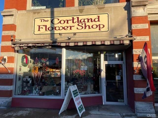 11 N Main Street, Cortland, NY 13045 (MLS #S1310445) :: Mary St.George | Keller Williams Gateway