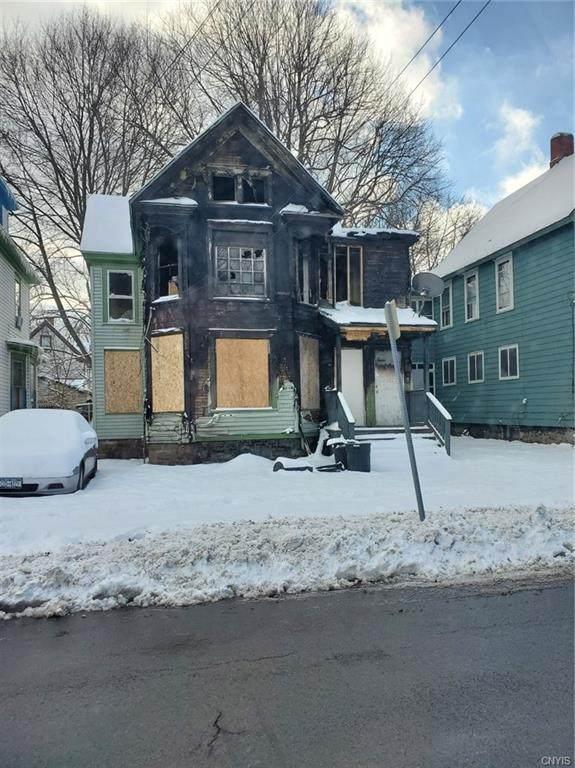 143 Wood Avenue, Syracuse, NY 13205 (MLS #S1312191) :: Mary St.George | Keller Williams Gateway