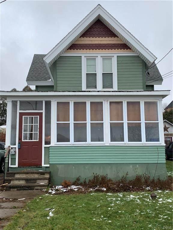 213 N Wilbur Avenue, Syracuse, NY 13204 (MLS #S1313494) :: TLC Real Estate LLC