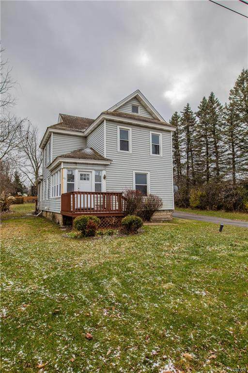 101 Erkenbeck Road, Manlius, NY 13057 (MLS #S1314060) :: BridgeView Real Estate Services