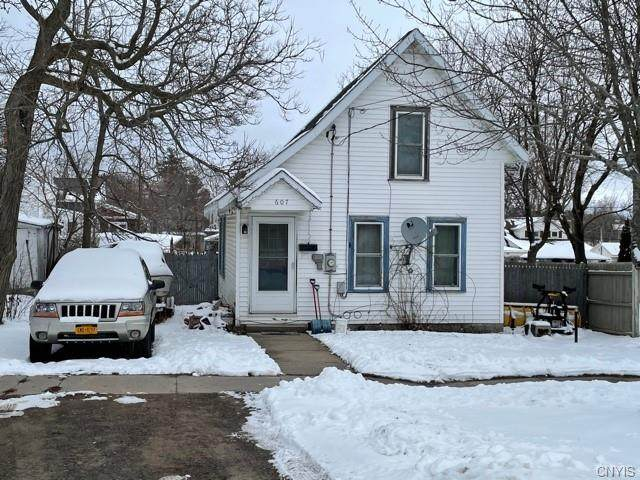 607 John Street, Clayton, NY 13624 (MLS #S1314226) :: BridgeView Real Estate Services