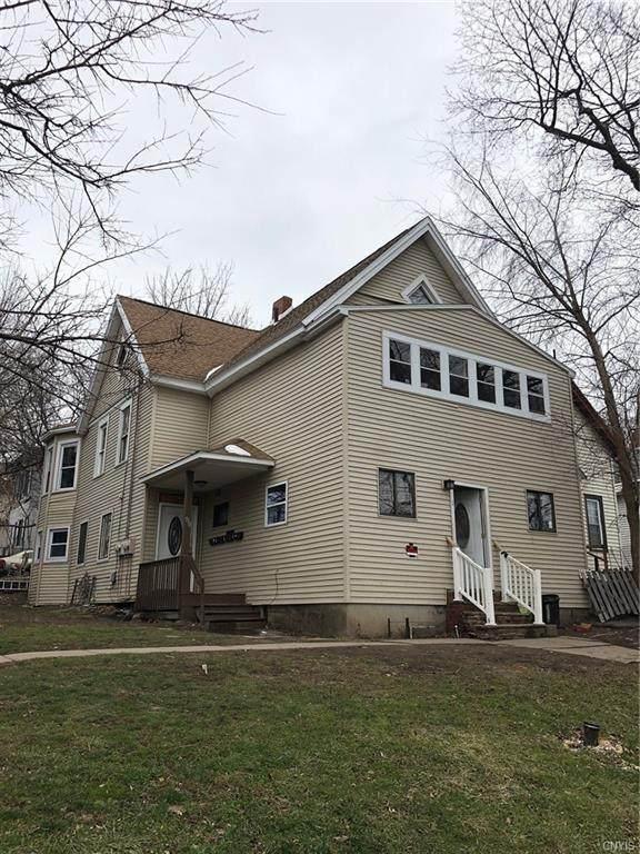 910 First North St & Kirkpatr, Syracuse, NY 13208 (MLS #S1315687) :: TLC Real Estate LLC