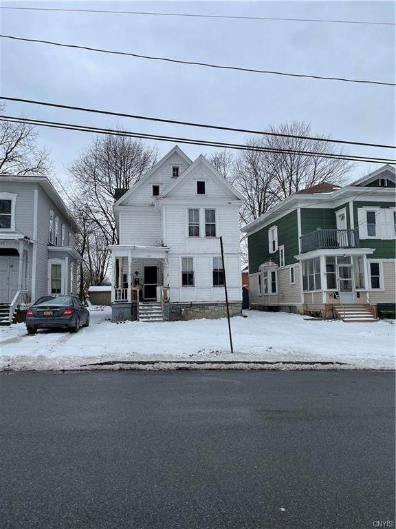 1407 Spring Street, Syracuse, NY 13208 (MLS #S1315990) :: TLC Real Estate LLC