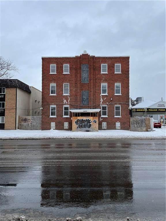 477 James Street #79, Syracuse, NY 13203 (MLS #S1316410) :: Thousand Islands Realty