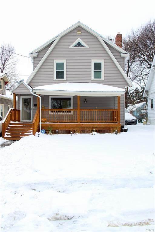 157 Niven Street, Syracuse, NY 13224 (MLS #S1317284) :: MyTown Realty