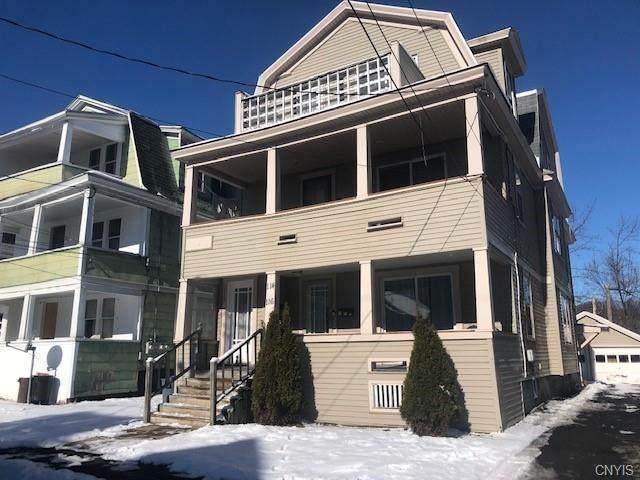 114 Loehr Avenue #16, Syracuse, NY 13204 (MLS #S1318358) :: Robert PiazzaPalotto Sold Team
