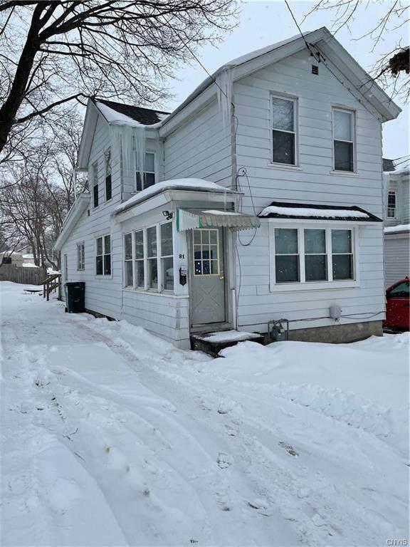 81 Liberty Street, Oswego-City, NY 13126 (MLS #S1320345) :: MyTown Realty