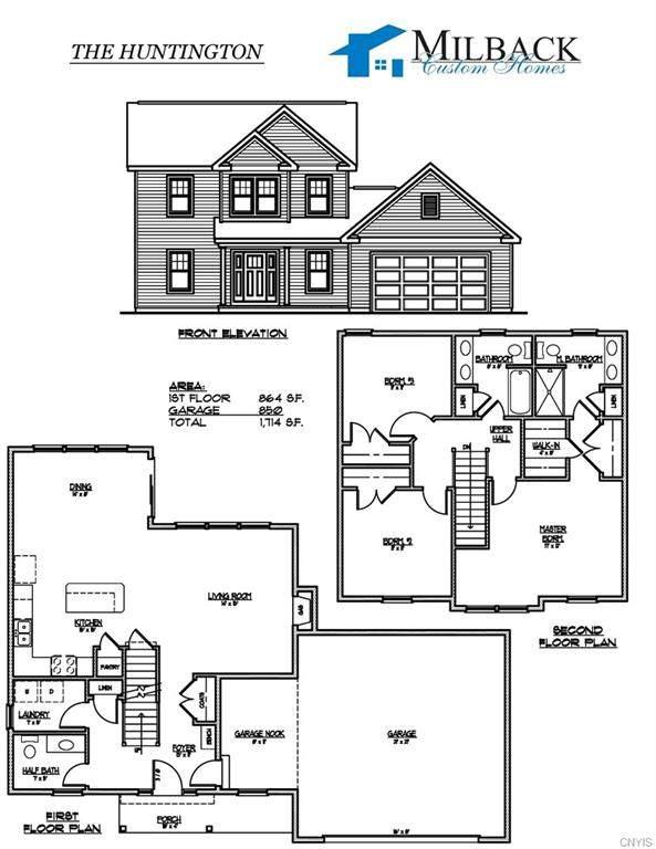 Lot 24 Malibu Hills Drive, Camillus, NY 13031 (MLS #S1325739) :: MyTown Realty